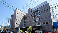 西陣病院 約550m(徒歩7分)
