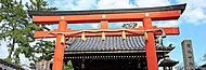 下御霊神社 約360m(徒歩5分)