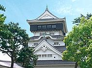 小倉城 約720m(徒歩9分)