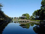 上沼公園 約760m(徒歩10分)