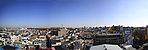 東面には落ち着いた住宅街が広がります。 現地6階相当より東方向の眺望(平成27年12月撮影)