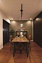暮らしのシーンを輝かせる優雅な空間デザイン。