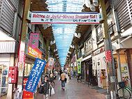 商店街 ジョイフル三の輪 約830m(徒歩11分)