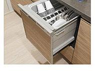 家事を軽減し、節水もできる食器洗い乾燥機