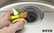 キッチン空間を清潔に保てるディスポーザー