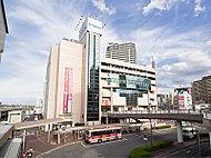 近鉄百貨店草津店 約720m(徒歩9分)