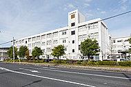 市立草津中学校 約510m(徒歩7分)