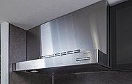 油煙を吸い込む整流板は、汚れの染み込まないホーロー製なので、しつこい汚れもサッとひと拭きです。