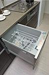 節水タイプの洗浄力に優れた食器洗浄乾燥機