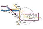 練馬駅から都心へダイレクトアクセス