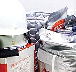 「アドグランデ多賀城駅前」では、防災倉庫を設置し、万一に備えます。(参考イメージ)