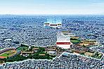 掲載の空撮写真は、平成27年10月撮影のものにCG加工を施したものです。