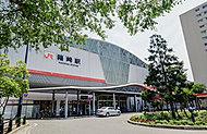 JR箱崎駅 約760m(徒歩10分)