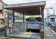 地下鉄箱崎九大前駅 約80m(徒歩1分)