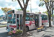 西鉄バス『沖田中学校』 約60m(徒歩1分)