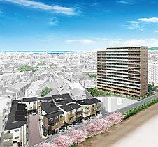 これからの家族のために、これからのこの街を。都心「大阪・梅田」近接エリアであり、都市機能を日常的に享受できる大阪市淀川区。