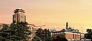 名古屋市役所 約2,090m(徒歩27分)