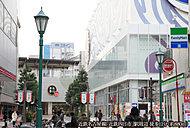 近鉄名古屋線「近鉄四日市」駅周辺 約880m(徒歩11分)