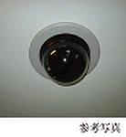 エレベーター内、風除室、駐車場、駐輪場等に防犯カメラ20台(予定)設置し、防犯抑止力を高めています。