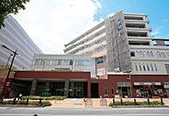 尼崎新都心病院 約1,220m(自転車5分)