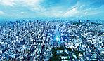 空撮イメージ(平成28年3月撮影のものにCG加工を施したもの)