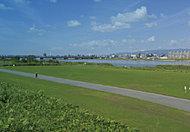 淀川河川公園 約1,190m(徒歩15分)