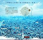 空撮イメージ※掲載の航空写真は平成28年3月に撮影したものにCG処理を施しています。