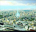 空撮イメージ(平成28年3月に撮影したものにCG処理を施しています。)