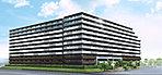 エントランスは、高さのある敷地特性を活かすため、テラス状広場を設け、住まう方とゲストをお迎えするのに相応しいステイタスを感じさせるゲートとガラス面を大きく開口させた設えに。