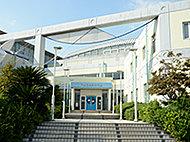 総合体育館 約420m(徒歩6分)