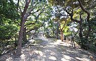 諏訪公園 約1,030m(徒歩13分)