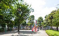 塚越4丁目公園 約220m(徒歩3分)