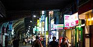 浅草橋駅周辺飲食店街 約450m(徒歩6分)