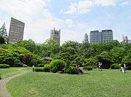 大隈庭園 約80m(徒歩1分)