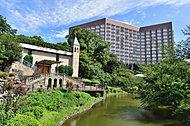 ホテル椿山荘東京 約270m(徒歩4分)