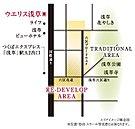 エリアイメージ概念図※大規模再開発とは浅草六区地区地区計画に基づいた再開発