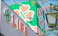 ライフ浅草店「スーパー徒歩1分」 約40m(徒歩1分)