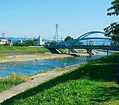 安威川河川敷公園 約540m(徒歩7分)