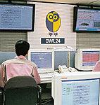 共用部分とともに、各住戸のセキュリティ情報を24時間365日体制で総合監視。