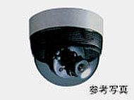駐車場やエントランス・エレベーター内など敷地内の要所に防犯カメラを設置。万一に備えます。
