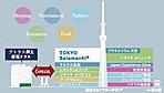 帰宅途中に楽しめる、都内最大級312店舗「東京ソラマチ(R)」へ徒歩6分