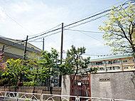 区立小梅小学校 約140m(徒歩2分)