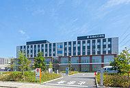 船橋総合病院 約870m(徒歩11分)