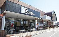 ドミー安城横山店 約580m(徒歩8分)
