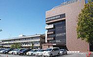 安城市保健センター 約550m(徒歩7分)