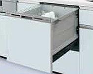 キッチンにビルトイン。まな板も洗える大容量で後片付けも楽々です。