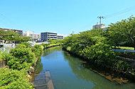 海老川 約190m(徒歩3分)
