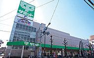 サミットストア 代沢十字路店 約370m(徒歩5分)