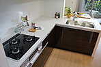 Hgタイプ101号室キッチン