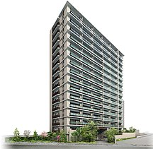 駅徒歩3分の地に、堂々とそびえる16階建て・全224邸のレジデンスは、穏やかな住宅エリアへの入口を象徴する建物として「ゲートレジデンス」をコンセプトに開発しています。駅前に相応しいランドマークを創造します。